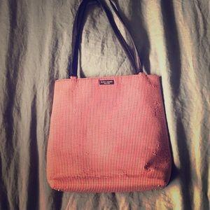 Vintage Kate Spade ♠️  tote w/ mini bag